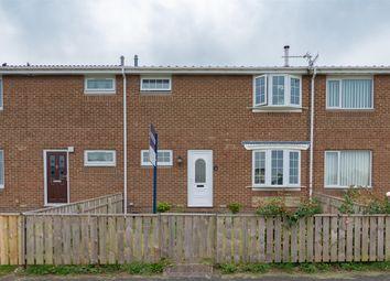 Thumbnail 3 bed terraced house for sale in Felltop, Consett