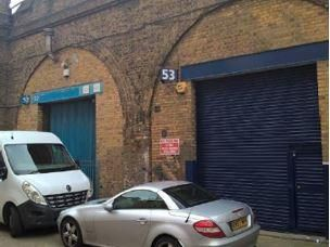 Thumbnail Office to let in Unit 53, Parkside Business Estate, Deptford, London