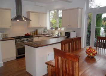 Thumbnail 4 bed semi-detached house for sale in Ellesmere Avenue, Mill Hill, London