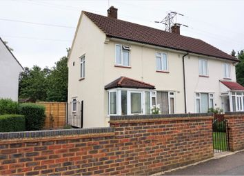 Thumbnail 2 bed semi-detached house for sale in Prestwick Road, Watford