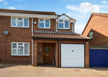 Thumbnail 4 bedroom semi-detached house for sale in Aspen Close, Aylesbury