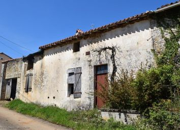 Thumbnail Property for sale in Nanteuil En Vallee, Poitou-Charentes, 16700, France