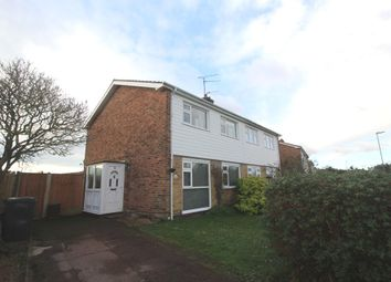 3 bed semi-detached house for sale in Ramsay Way, Langney Point, Eastbourne BN23