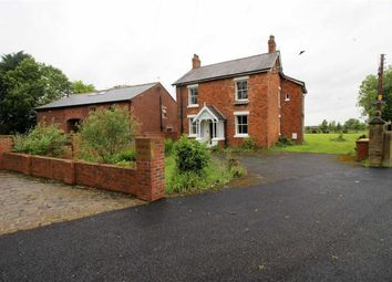 Thumbnail 4 bedroom detached house to rent in Lewth Lane, Woodplumpton, Preston