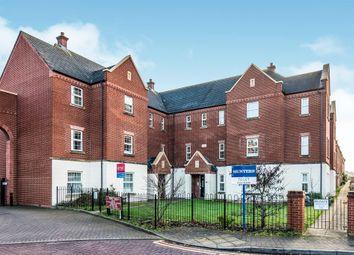 Thumbnail 3 bed flat for sale in Deykin Road, Lichfield