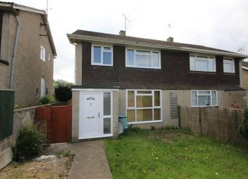 Thumbnail 3 bed semi-detached house to rent in Shepherds Leaze, Wotton-Under-Edge