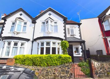 Thumbnail 4 bedroom semi-detached house to rent in Southbourne Grove, Westcliff-On-Sea