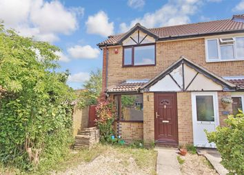 Thumbnail 2 bed end terrace house for sale in The Foxgloves, Hedge End, Southampton