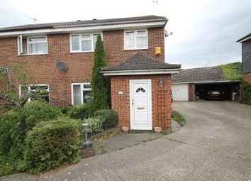 Thumbnail Semi-detached house to rent in Navestock Close, Rayleigh