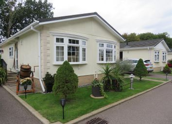 Thumbnail 3 bed mobile/park home for sale in Ely Road, Waterbeach, Cambridge