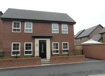 Thumbnail 3 bedroom detached house to rent in Wall Close, Lawley Village, Telford