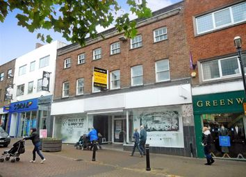 Thumbnail Retail premises for sale in Ironmarket, Newcastle-Under-Lyme, Staffordshire