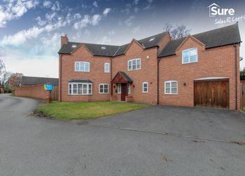 Thumbnail 6 bed detached house for sale in Longlands Lane, Findern