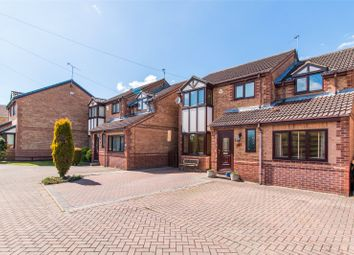 Thumbnail 4 bedroom detached house for sale in Church Lane, Balby, Doncaster