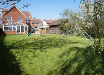 Thumbnail 5 bedroom detached house for sale in Colegate End Road, Pulham Market, Diss