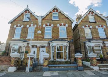 Thumbnail 4 bed semi-detached house for sale in Southwood Road, Ramsgate
