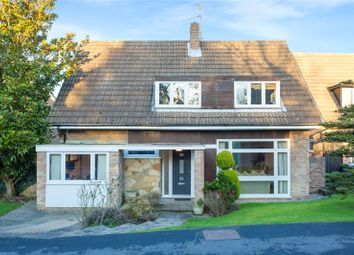 Thumbnail 4 bedroom detached house for sale in Chiltern Close, Bushey