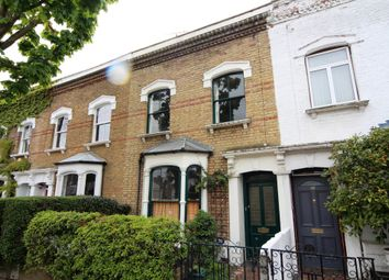 Thumbnail 3 bedroom terraced house for sale in Plimsoll Road, London