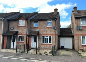 Thumbnail 3 bed terraced house for sale in Ashbourne Crescent, Taunton