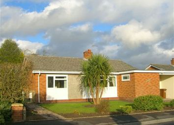 Thumbnail 3 bed bungalow to rent in Tamars Drive, Willand, Cullompton