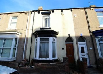 Thumbnail 2 bed terraced house for sale in Osborne Road, Hartlepool, Cleveland