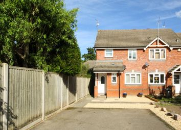 Thumbnail 3 bed end terrace house for sale in Woodlands Road, Charfield, South Gloucestershire