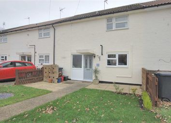 Thumbnail 2 bed terraced house for sale in Madefeld, Stevenage, Herts