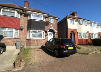 3 bed semi-detached house for sale in Tudor Court South, Wembley HA9