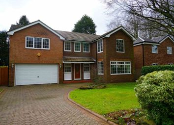 Thumbnail 5 bedroom detached house for sale in Sandfield Drive, Lostock, Bolton