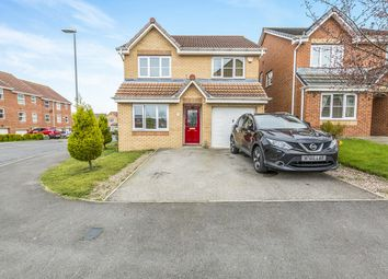 Thumbnail 4 bedroom detached house for sale in Cinnamon Drive, Trimdon Station