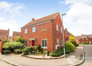 Thumbnail 3 bed semi-detached house for sale in Langlands Road, Bedford