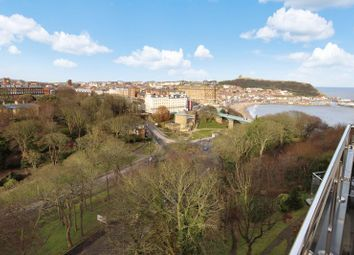 Thumbnail 2 bedroom flat for sale in Belmont Road, South Cliff, Scarborough