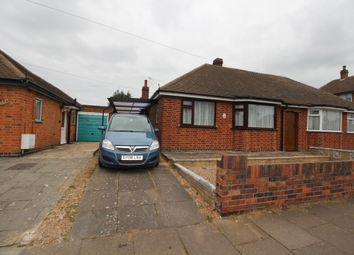 Thumbnail 2 bed bungalow to rent in Verdale Avenue, Leicester