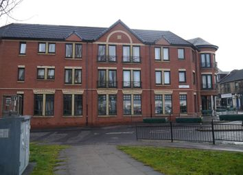 Thumbnail 1 bed flat for sale in Menteith Court, Motherwell