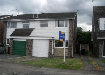Thumbnail 3 bed semi-detached house to rent in Ingleby Road, Sawley