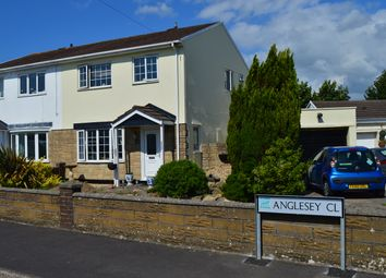 Thumbnail 3 bed semi-detached house for sale in Anglesey Close, Llantwit Major