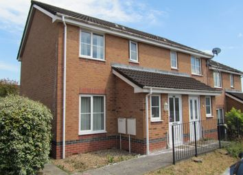 Thumbnail 3 bed semi-detached house to rent in Bishpool View, Newport