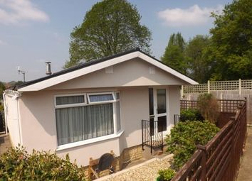 Thumbnail 1 bed mobile/park home for sale in Rustywell Park, Yeovil