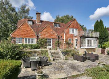 Thumbnail 4 bed detached house for sale in Blackham, Tunbridge Wells, Kent