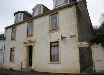 Thumbnail 2 bed flat for sale in 27 Argyle Terrace, Rothesay, Isle Of Bute