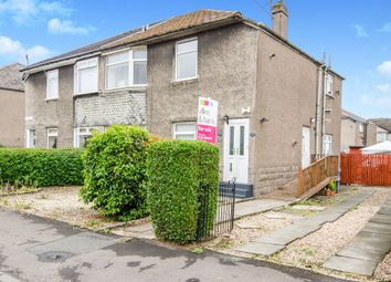 Thumbnail 2 bed flat for sale in Bucklaw Terrace, Cardonald, Glasgow