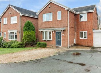 Thumbnail 5 bed detached house for sale in Osprey Avenue, Winsford, Cheshire