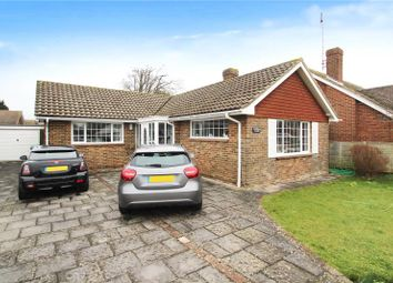 Thumbnail 2 bed detached bungalow for sale in Ingram Close, Rustington, Littlehampton