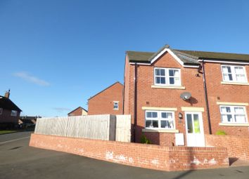 Thumbnail 2 bed end terrace house for sale in Nicholas Terrace, Newlaithes Avenue, Carlisle
