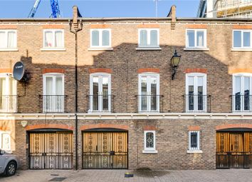 Thumbnail 3 bed mews house to rent in Maple Mews, London