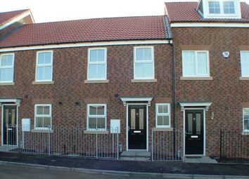 Thumbnail 2 bedroom terraced house to rent in Russell Close, Wallsend