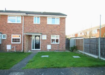 Thumbnail 3 bed terraced house for sale in Brindles Close, Linford, Stanford-Le-Hope