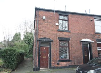 Thumbnail 2 bedroom terraced house for sale in Platting Lane, Lowerplace, Rochdale