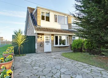 Thumbnail 3 bedroom semi-detached house for sale in Weardale, Sutton-On-Hull, Hull