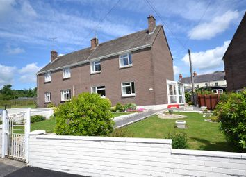 Thumbnail 3 bed semi-detached house for sale in Lon Hywel, Whitland